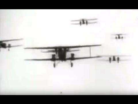 Интересная старенькая аркада о самолётах первой мировой.