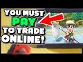 Pokemon Lets GO - PAY TO PLAY ONLINE (You Will be Mad) - Pikachu and Eevee