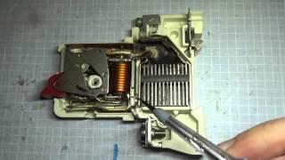 BitBastelei #184 - Der Leitungsschutzschalter - Wie funktioniert eine Sicherung?