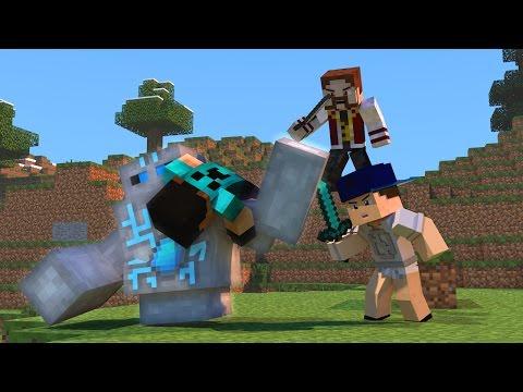 Minecraft: PARAÍSO - #116 ME SALVEM! POR FAVOR!