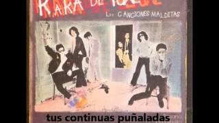 KAKA DE LUXE - La pluma eléctrica (letra)