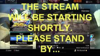Pre-Stream Feb. 9, 2016: New Games BEGIN! Naruto/Unravel Today