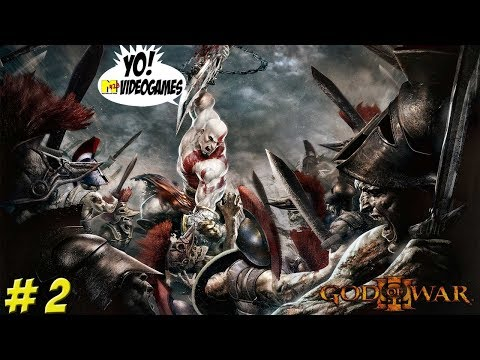 God of War III Remastered! Part 2 - YoVideogames