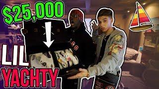 I Gave Rapper Lil Yachty $25,000 Air
