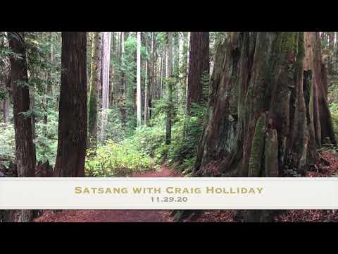 The Truth is Simple Satsang with Craig Holliday 11.30.20