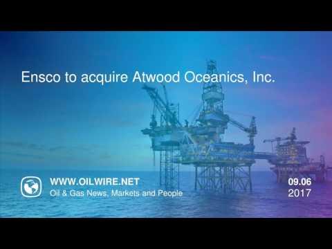 Ensco to acquire Atwood Oceanics