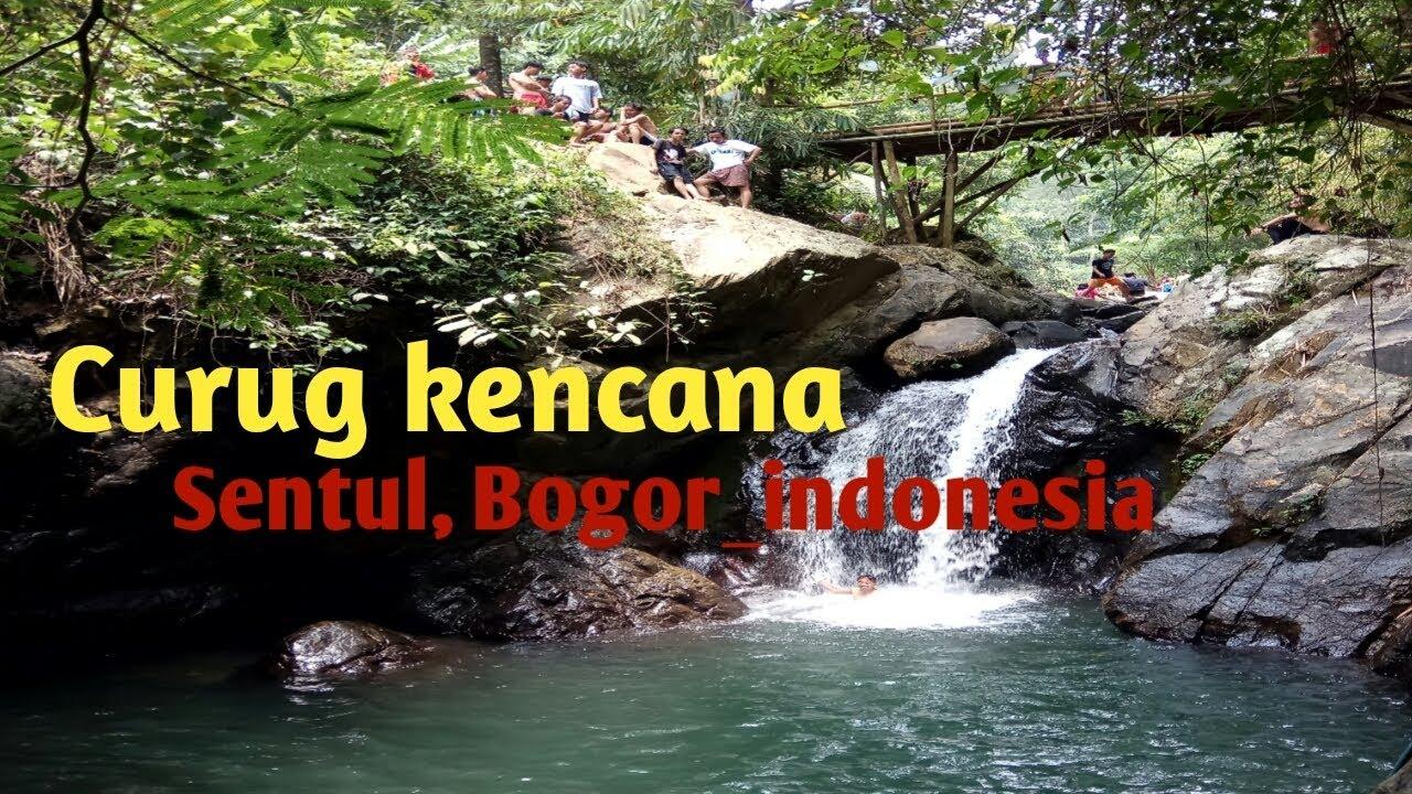 [My trip my adventure] curug kencana - wisata alam cocok liburan bersama keluarga_sentul Bogor