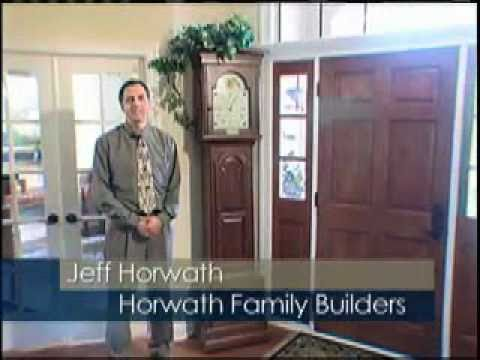 Jeff Horwath Family Builders, Inc. Tuscany Model