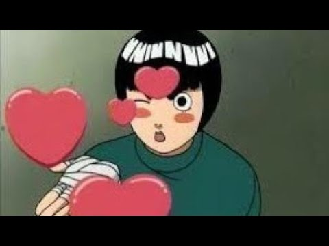 Rock Lee tries to Kiss Sakura THREE Times!!!