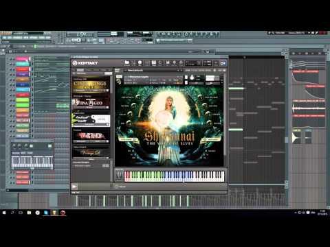 FL Studio: Epic music/ Epic piano (Free FLP Download)
