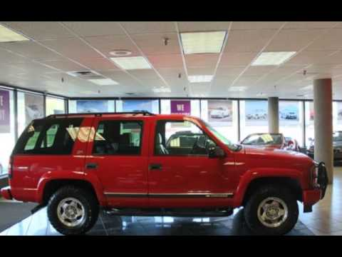 2000 Chevrolet Tahoe Z71 4WD for sale in Hamilton OH  YouTube