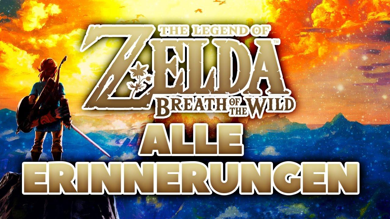 Breath Of The Wild Erinnerungen