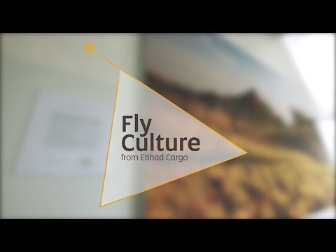 FlyCulture by Etihad Cargo - Transporting Artworks Across the Globe