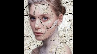 Photoshop CC Бодиарт или как накладывать текстуру на тело или предметы(, 2013-05-31T00:18:24.000Z)
