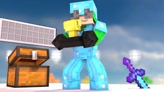MinecraftXbox360-Skywars com o VitinhoJogaMine