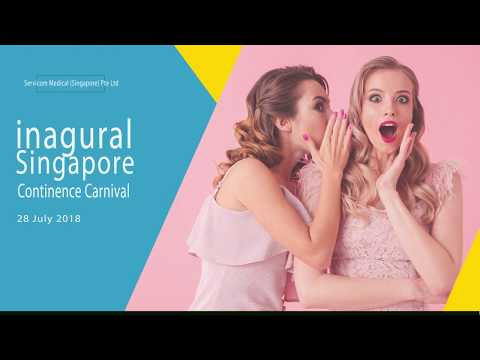 Inaugural Singapore Continence Family Carnival & Public Forum 2018
