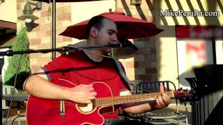 Colin Hay - Beautiful World (Live Cover by Mike Peralta, Chino Spectrum Aug 2011)