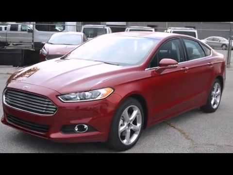 2016 ford fusion se in siloam springs ar 72761 youtube. Black Bedroom Furniture Sets. Home Design Ideas