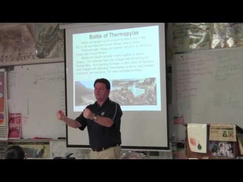 Lecture Series #6 Part #2 Battle of Marathon through the Fall of Greece