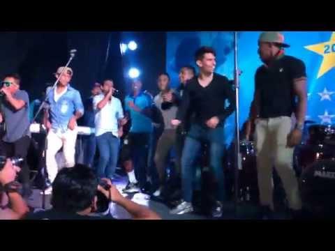 Sporting Cristal celebrando el campeonato 2014 - Parte 1
