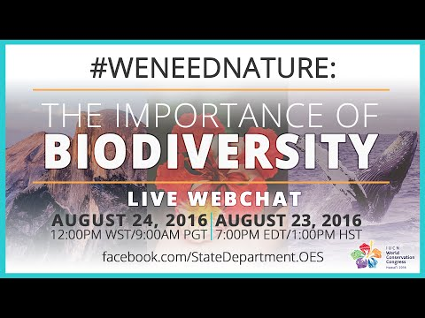 #WeNeedNature: The Importance of Biodiversity