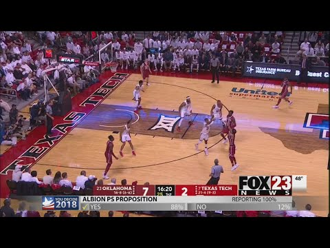 VIDEO - Texas Tech hands slumping Sooners another loss