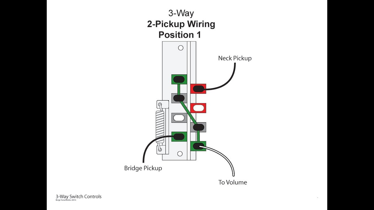 Understanding How A 3-Way Lever Switch Works