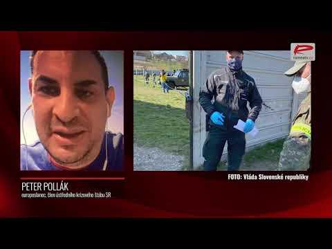 Peter Pollák: Virus v romských osadách bude zabíjet stejně jako v Itálii. Chceme ochránit životy