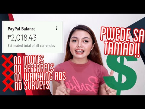 EASIEST WAY TO EARN MONEY | HOW TO MAKE MONEY FAST ONLINE (PHILIPPINES)