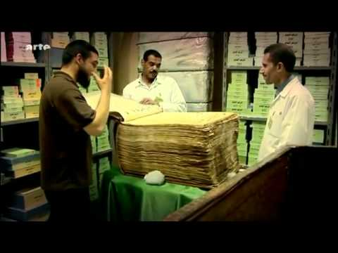 1,400 year Old Quran e Kareem Written by Khalifa Hazrat Usman RA