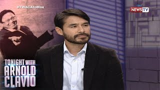 Tonight with Arnold Clavio: 'Adulting' tips with Atom Araullo