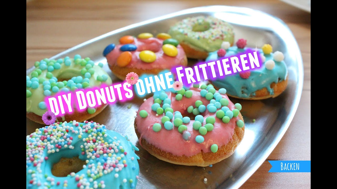 diy donuts ohne frittieren donutmaker mylifestyle youtube. Black Bedroom Furniture Sets. Home Design Ideas