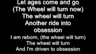 Blind Guardian-Ride into obsession lyrics