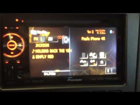 2004 Nissan Murano Double Din Install Pioneer Touchscreen Bluetooth Metra 99-7612b