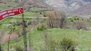 Sivas Hafik Değirmenseki Köyü 2019 1