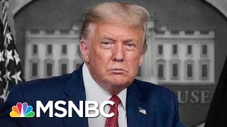 Trump Again Attacks Mail Voting As COVID-19 Cases Top 5,000,000 | The 11th Hour | MSNBC