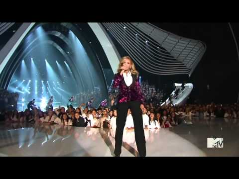 Beyonce Love On Top 2011 MTV video music awards