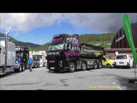 Motorfestival i Stryn . Norway  03.06.2017