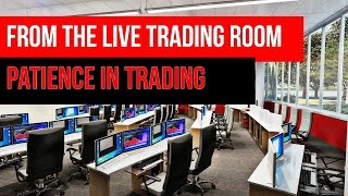 Live Trading - Inside Today's Forex Trading Room Session