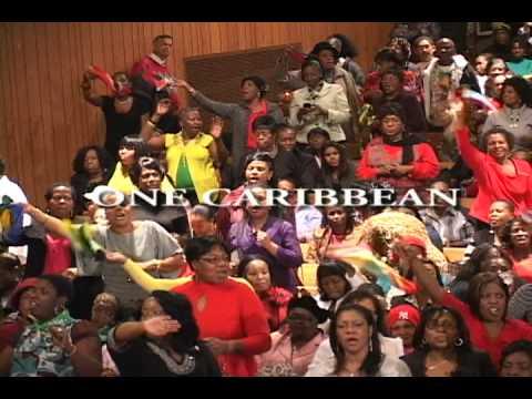 CARIBBEAN GOSPEL PROMO MIXED .Tehillah Television Ministry