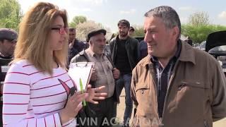 Maşın Bazarı -Zaqatala Yeni Çəkiliş - SON DURUM