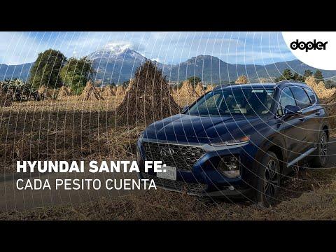 Hyundai Santa Fe 2020: Review en español