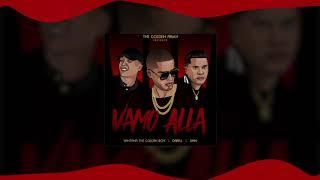 Santana The Golden Boy, Darell, Juhn - Vamo Alla - [Audio Cover]