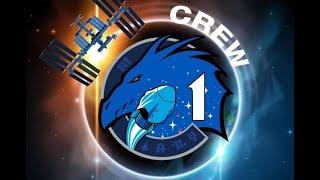 Crew-1 Mission #LaunchAmerica