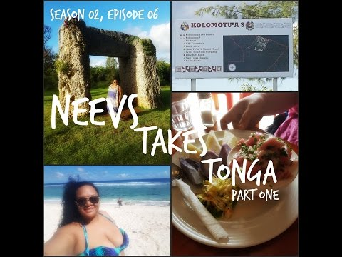 S02 Ep06,  Part 1 Kingdom of Tonga trip 2016