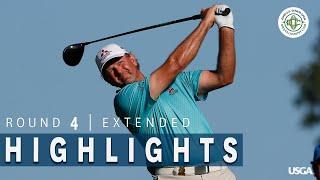 2021 U.S. Senior Open Highlights: Round 4, Extended