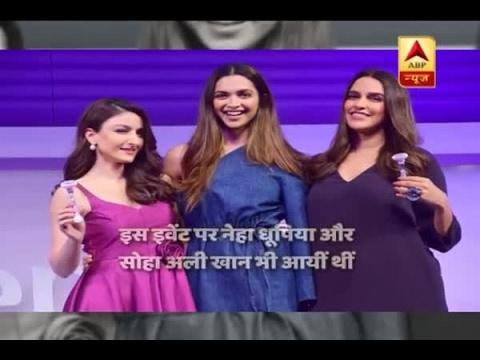 In Graphics: Deepika Padukone, Soha Ali Khan, Neha Dhupia dazzle during an event