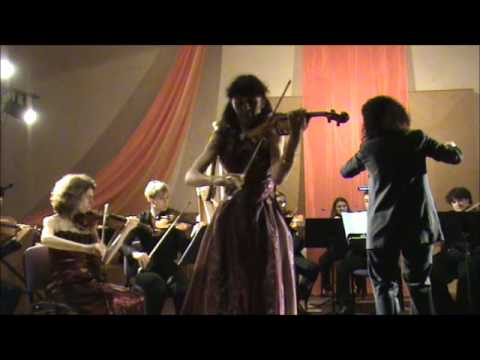Tzigane Maurice Ravel, M.A. Nicolas