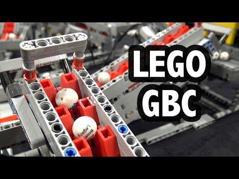 WORLD RECORD! LEGO Great Ball Contraption @ Brickworld Chicago 2019