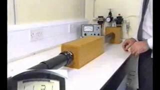 Como funciona um silenciador de ruido (Absorvedor de Energia)
